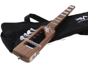 RISA electric ukulele travel instrument Campfire Magazine