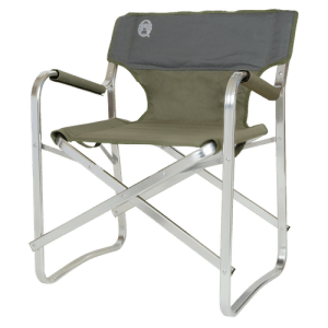 Best camping chair Coleman Deck Chair Campfire Magazine