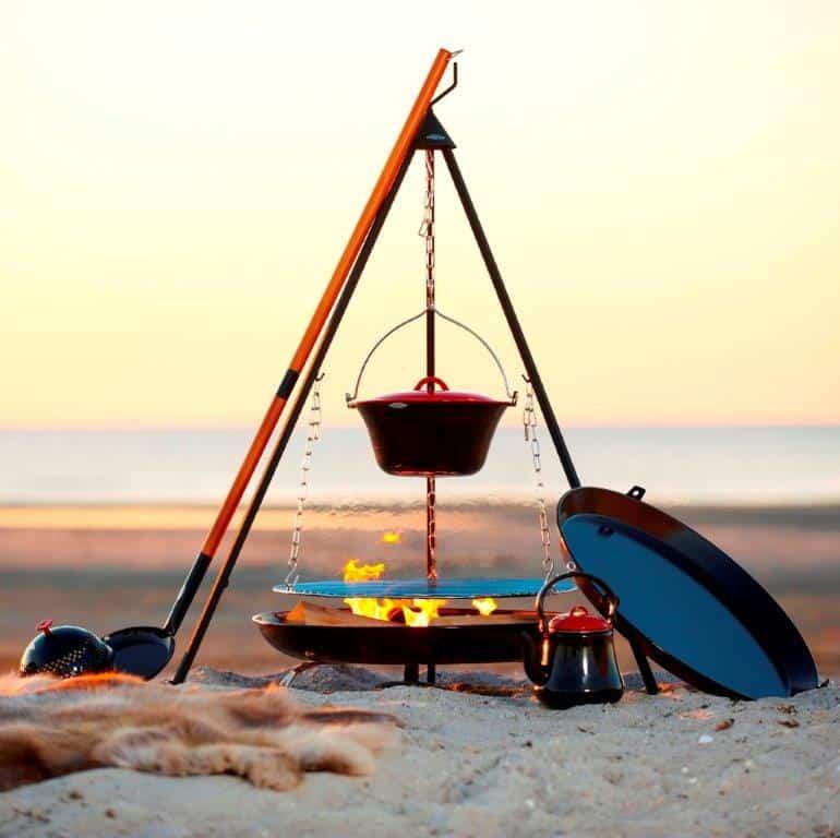 Bon-Fire on beach