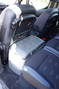 Waeco CDF25 in car