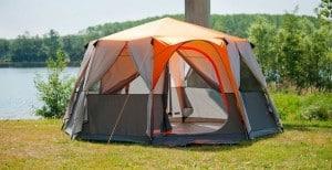 Coleman Octagon tent