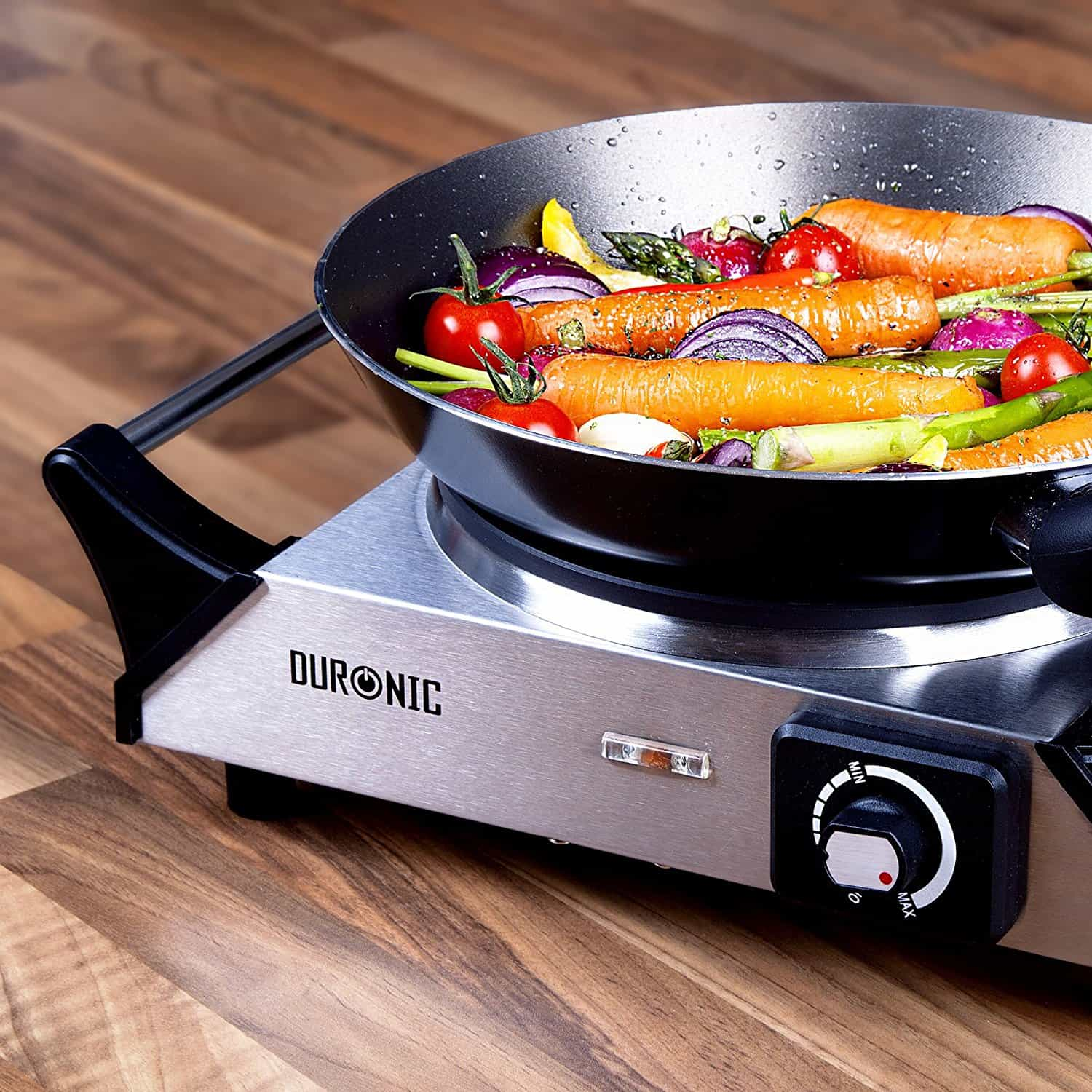 Electric Camping Stoves Hobs Microwaves And More