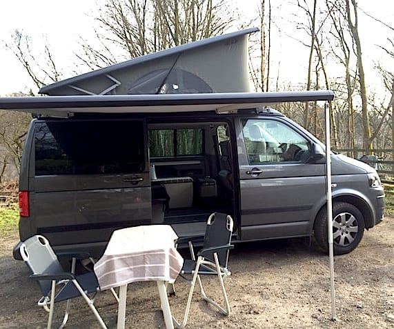 Ditchin The Kitchen Why We Chose A Vw Beach Campervan