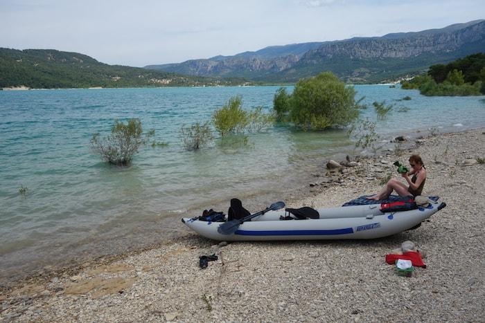 Camping les pins lac sainte croix campfire magazine - Camping lac st croix avec piscine ...