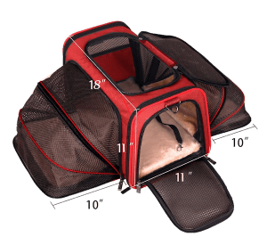 Pet Carrier by Pet Peppy