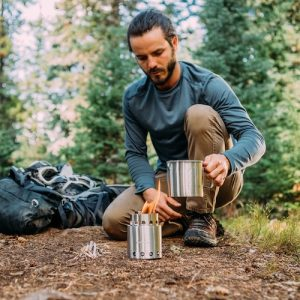 The smallest Solo Stove