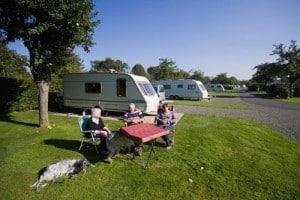 Westbrook campsite