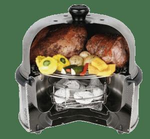 Cobb oven diagram