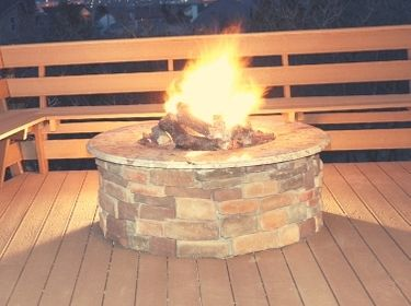Our Guide To Have A Fire Pit On Decking Campfire Magazine