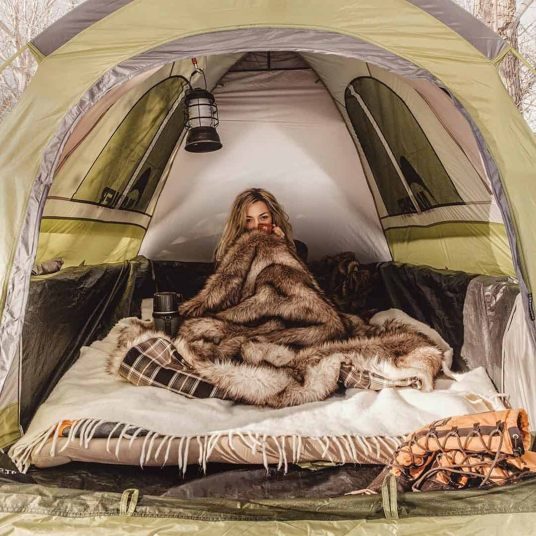 Autumn And Winter Campsites Campfire Magazine