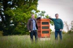 the new solar hive