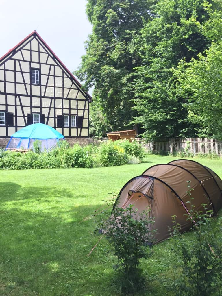 camping in germany a d but trip campfire magazine. Black Bedroom Furniture Sets. Home Design Ideas