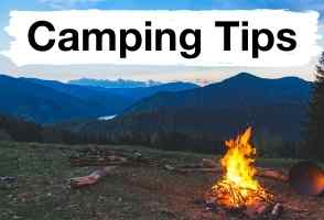 Camp Tips
